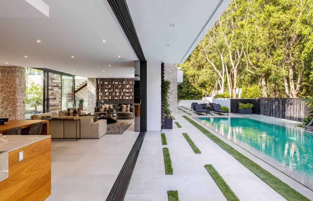 Sierra Alta Way Modern Home, luxury houses