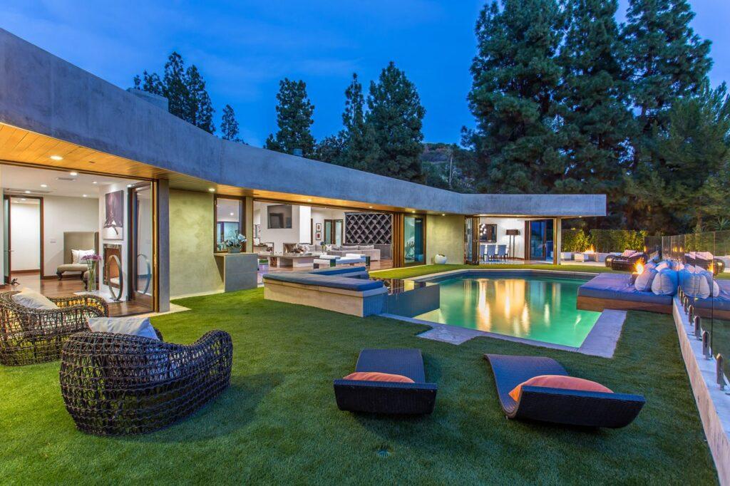 Loma Vista Drive Home in Los Angeles