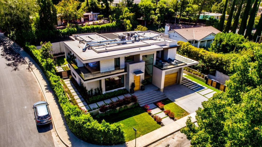 Sandy Lane Modern Home, luxury houses