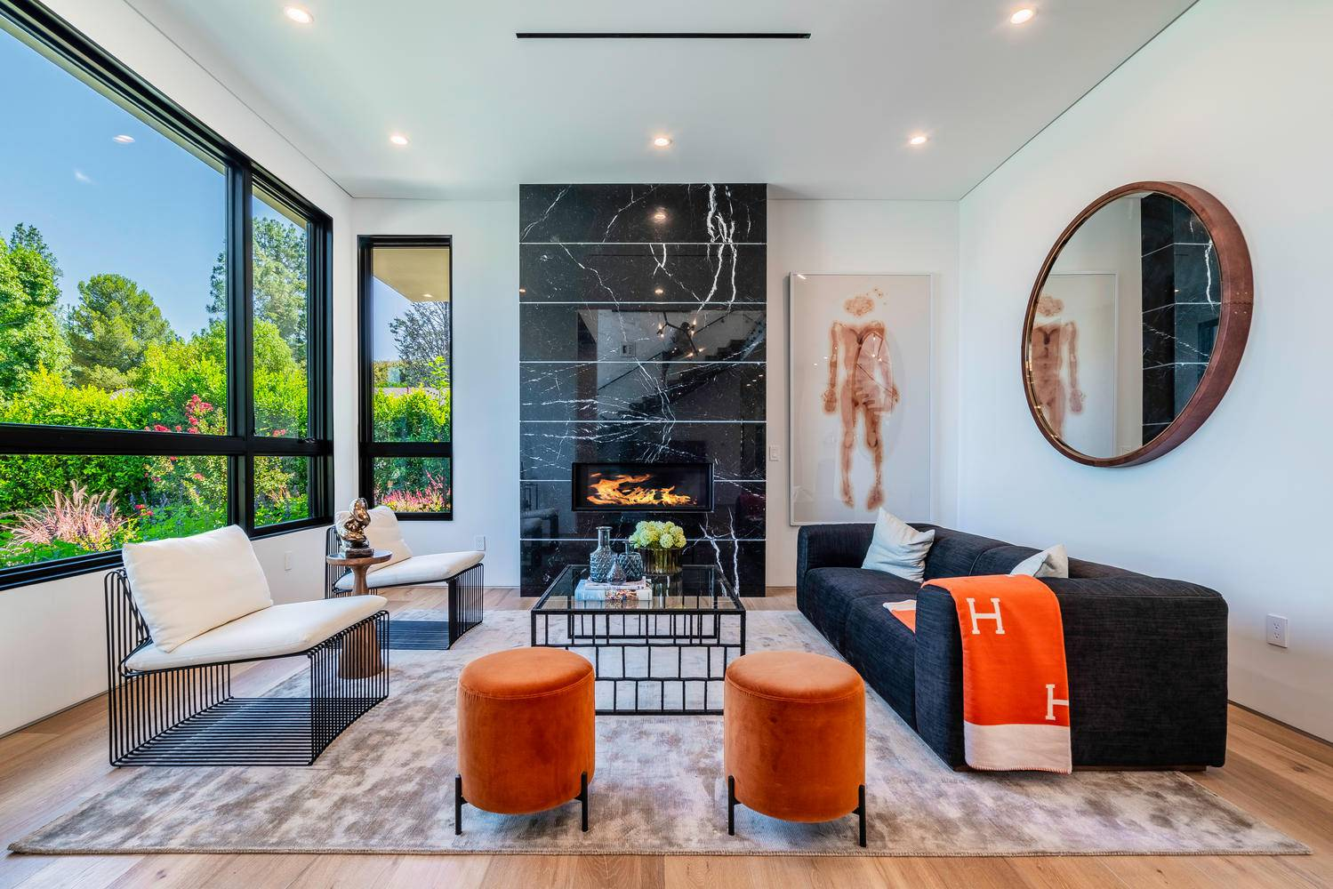 Gorgeous Great Rooms, Modern Living Room