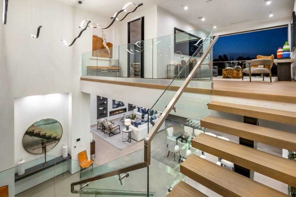 Oak View Modern Home, luxury houses