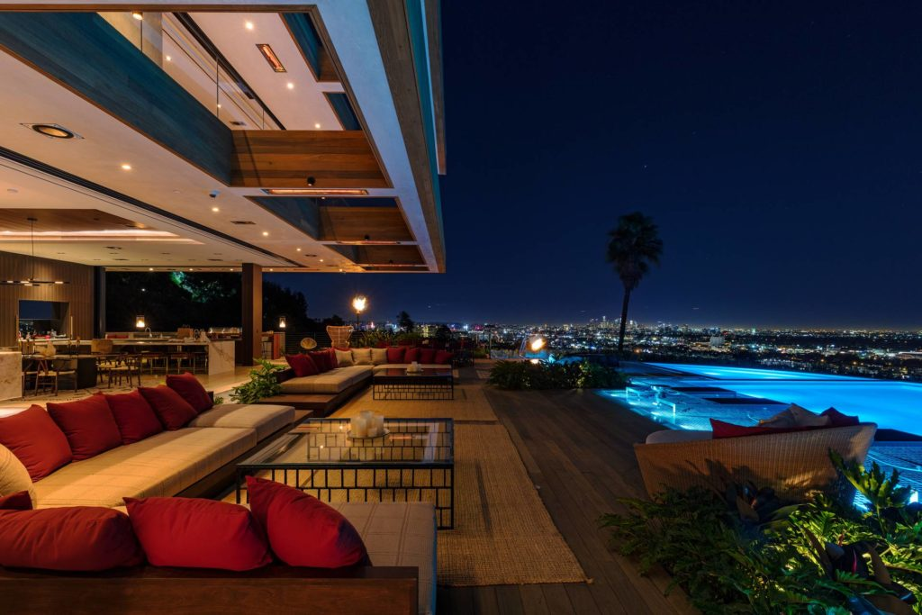 Incredible North Stanley Modern Home in Los Angeles by XTEN Architecture