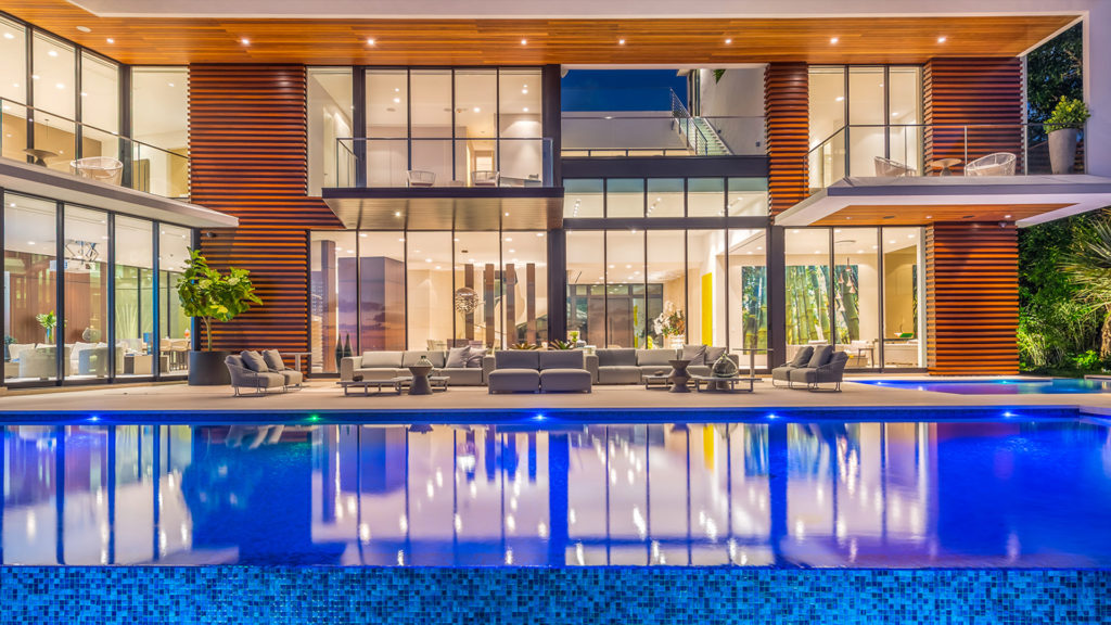 Modern Home in Florida, luxury house