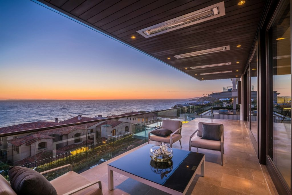 luxury house, Modern Home in Dana Point