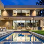 Exclusive East Channel Road Modern Home in Santa Monica Canyon, California