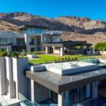 Magnificent Luxury Echo Peak Lane Modern Mansion in Las Vegas