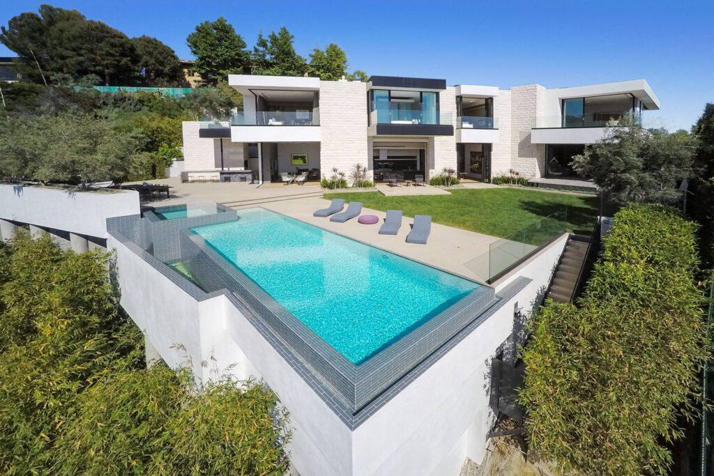 Oriole Way Masterpiece in Los Angeles by IN-EX Design Studio LA