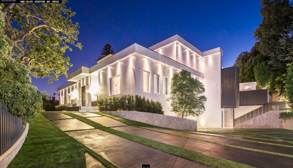 Oxford Way Modern Mansion, luxury houses