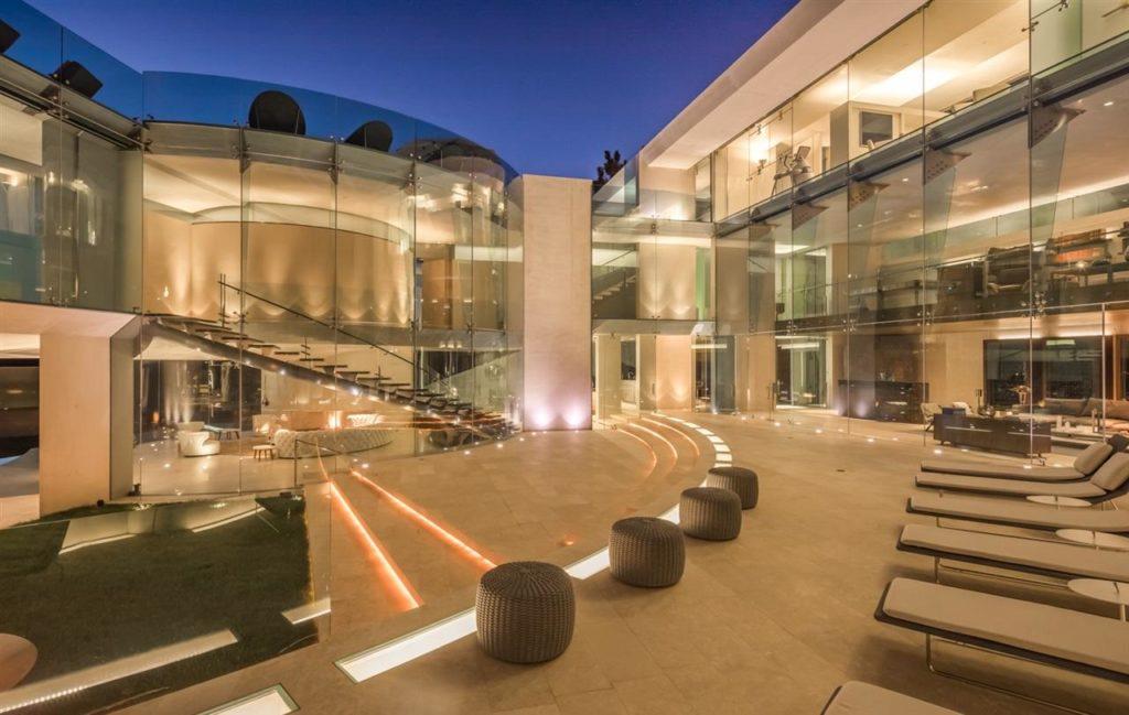 masterpiece in La Jolla, luxury houses