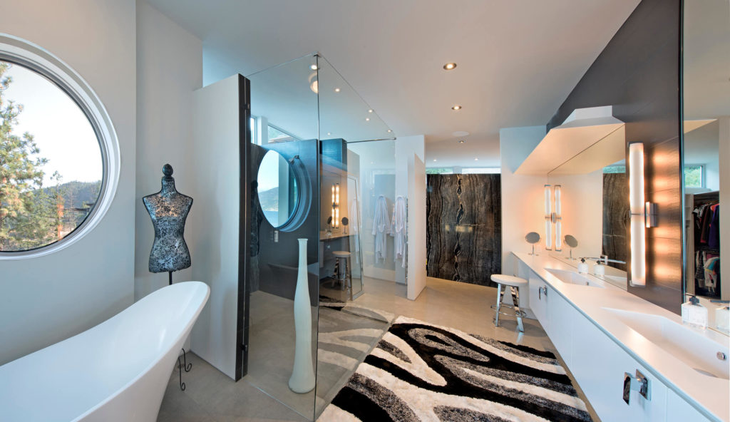 Amazing Sin-Ceras Luxury Home in Canada by All Elements, luxury houses
