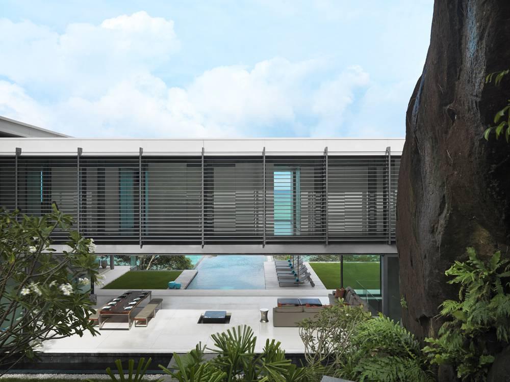 Villa Amanzi in Phuket, luxury houses