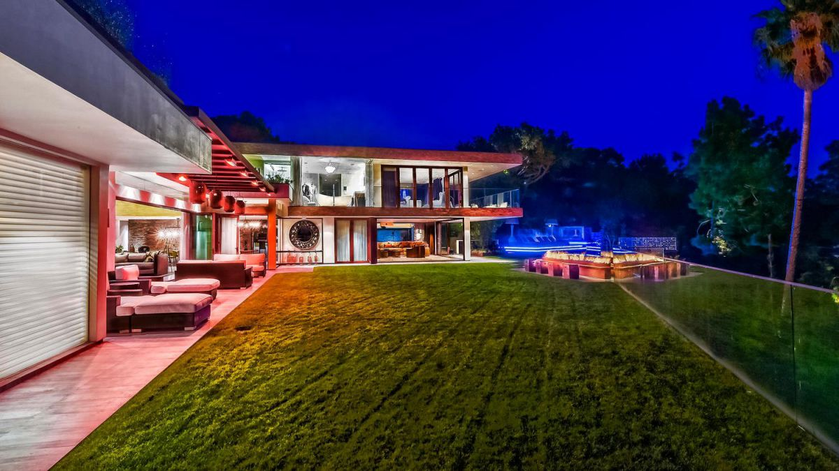 Extraordinary Lachman Lane Modern Home with Explosive Unobstructed Ocean Views