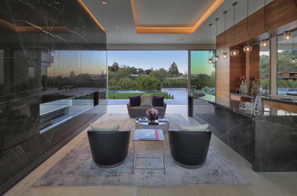 Masterpiece in Bel Air, luxury House