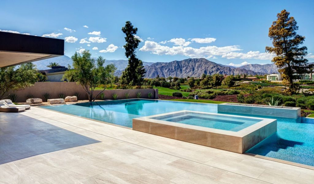 Modern Home in La Quinta, luxury house