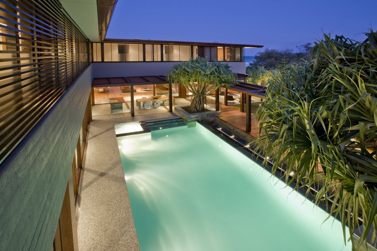 Tropical Home, luxury house