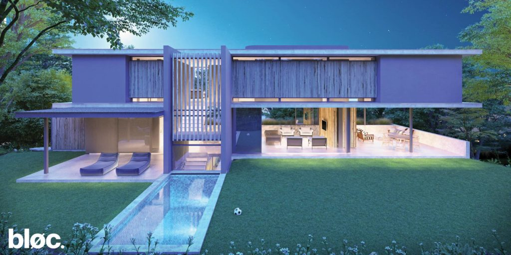 Modern Home in South Africa, luxury house