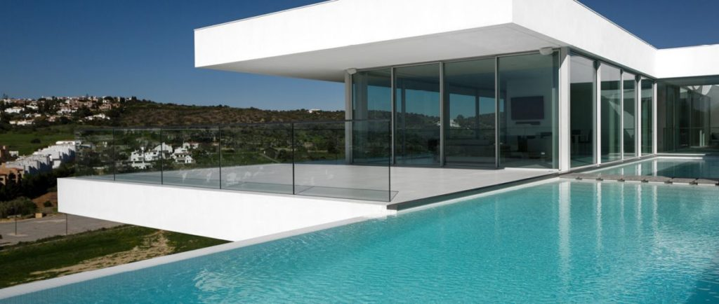 Villa in Portugal, luxury houses