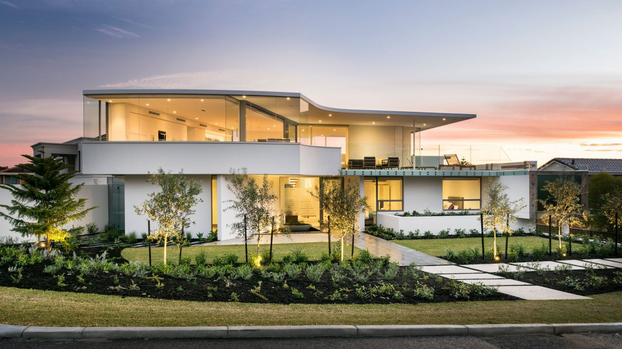 Beach House in Australia, luxury house