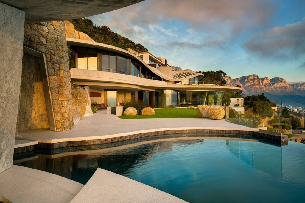 House in South Africa, luxury house