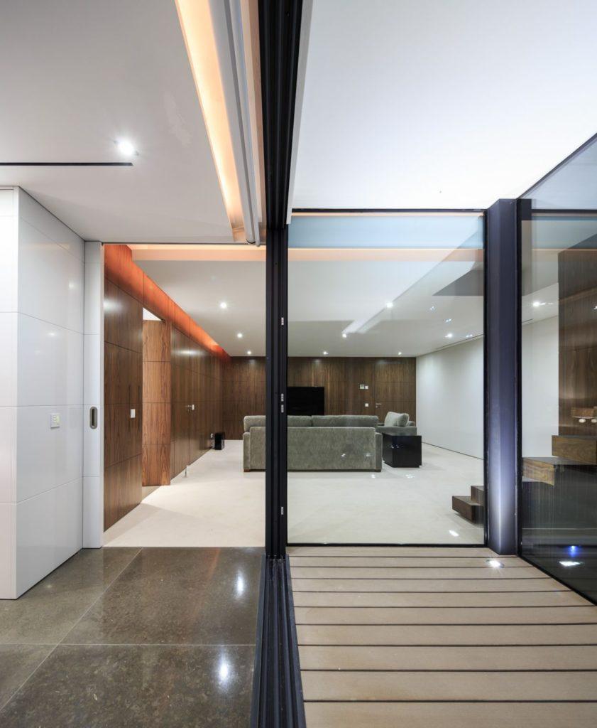 luxury house, Modern Villa in Portugal