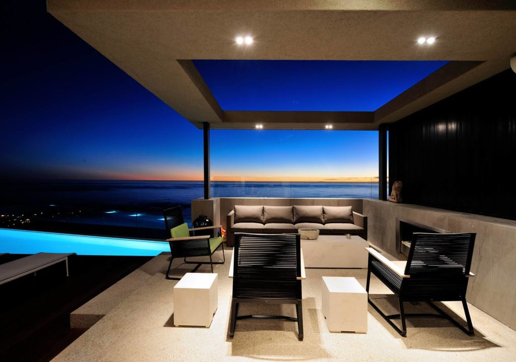 Sea View Modern Home, luxury house