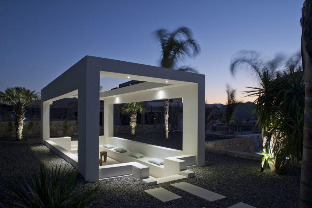 Villa in Spain, luxury house
