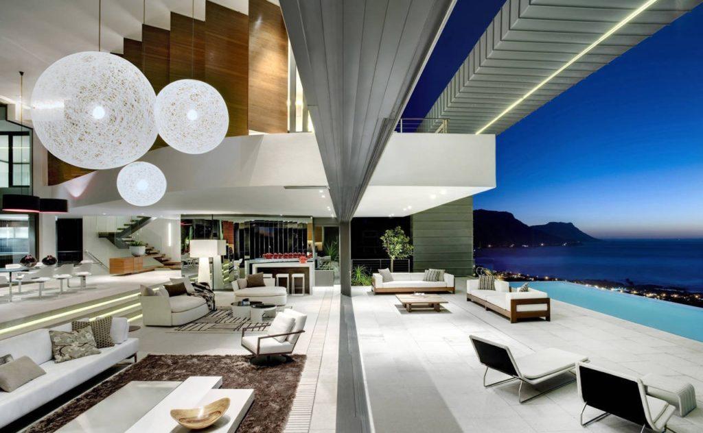 Nettleton Modern Home, luxury houses