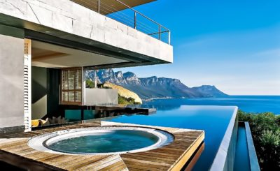 luxury house, Cape Town luxury villa