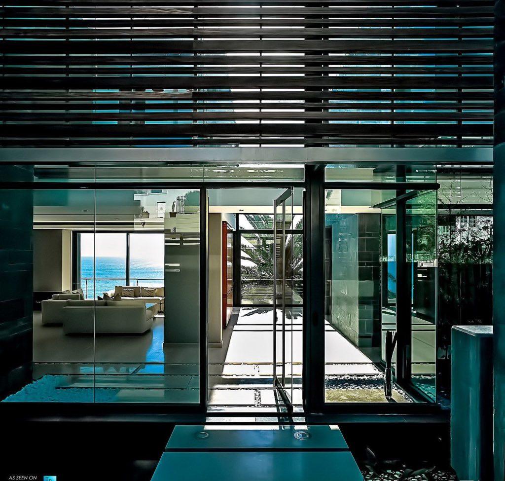 luxury house, Cape Town luxury villa
