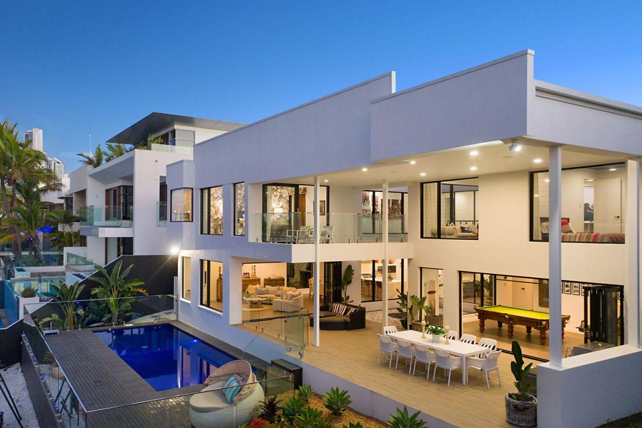 luxury houses, modern homes, luxury-houses.net, Residence in Australia