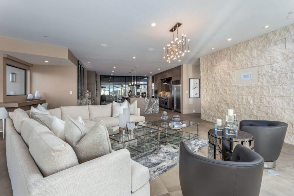 luxury houses, modern homes, luxury-houses.net, Modern Home in Henderson