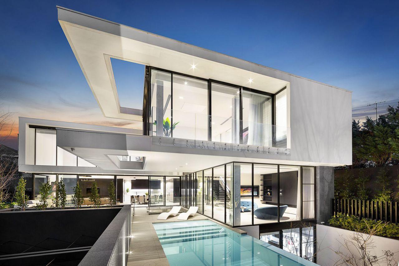 luxury houses, modern homes, luxury-houses.net, Modern Villa in Australia