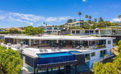 Masterpiece in Los Angeles, luxury house