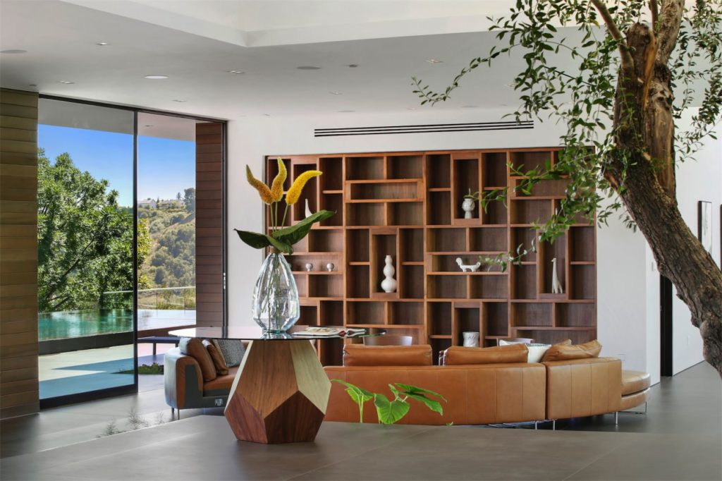 luxury house, modern home, Beverly Hills modern home