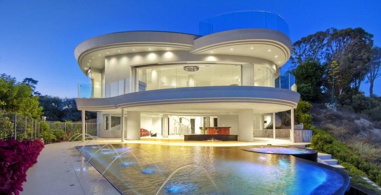 Architectural masterpiece in La Jolla, luxury house