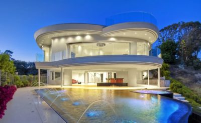 Architectural masterpiece in La Jolla, luxury house