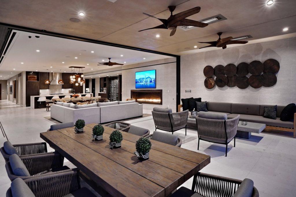 luxury houses, modern home