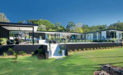 Modern Home in Australia, luxury house