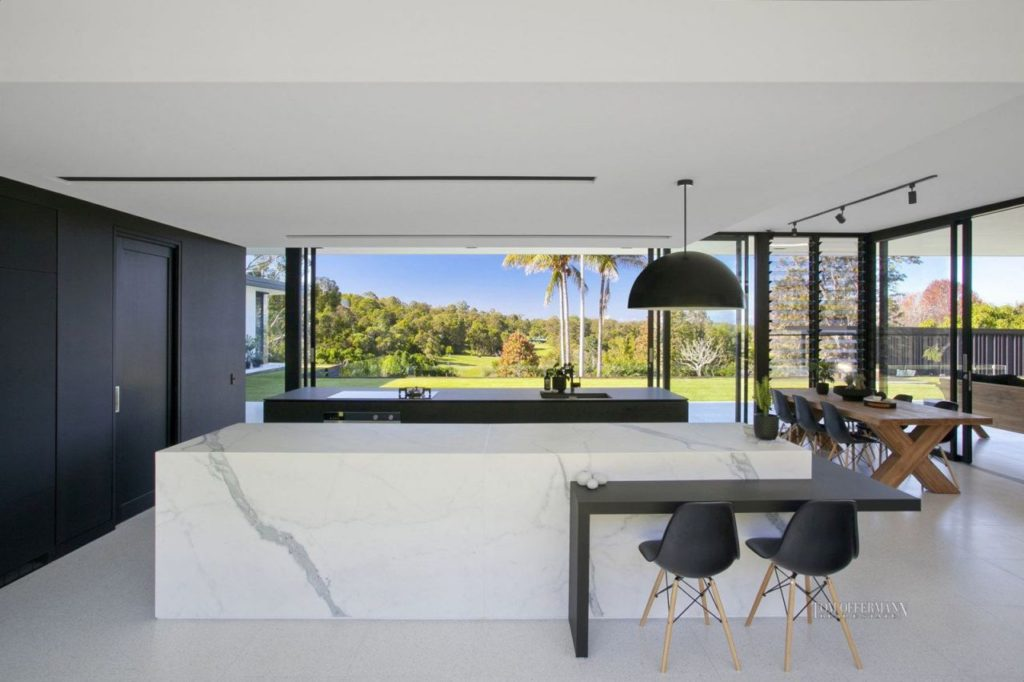 Modern Home in Australia, luxury house
