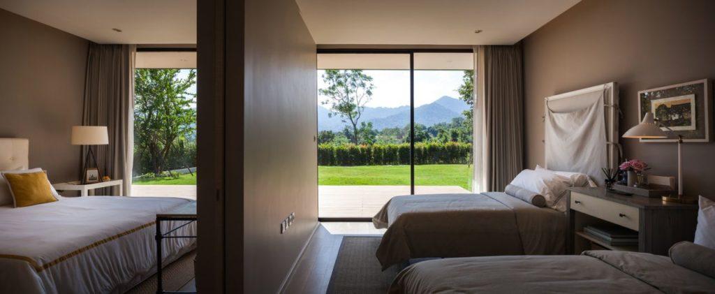 Villa in Thailand, luxury house