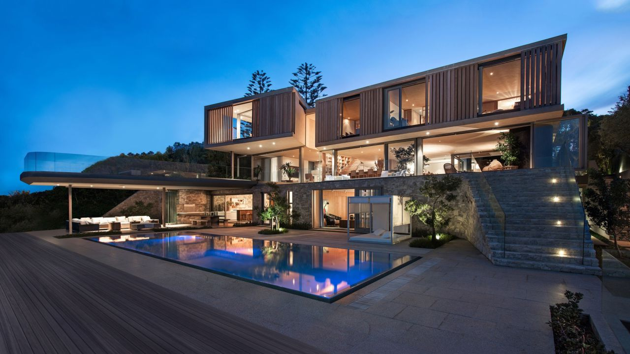 luxury house, modern home, african homes, SAOTA