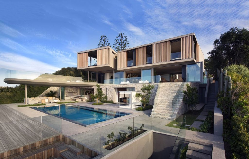 luxury house, modern home, house in south africa, SAOTA