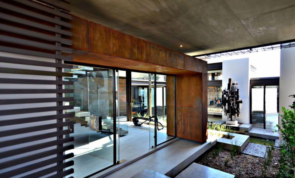 modern homes