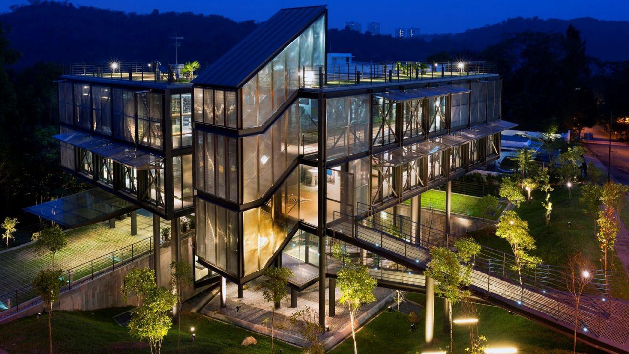 Luxury houses, modern homes, House in Kuala Lumpur