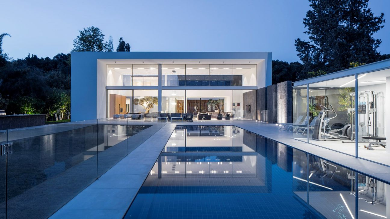 luxury house, modern home, israel homes