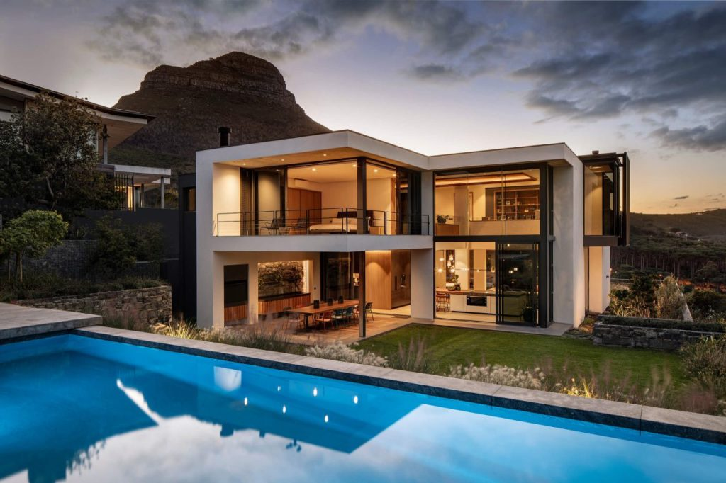luxury houses, modern homes