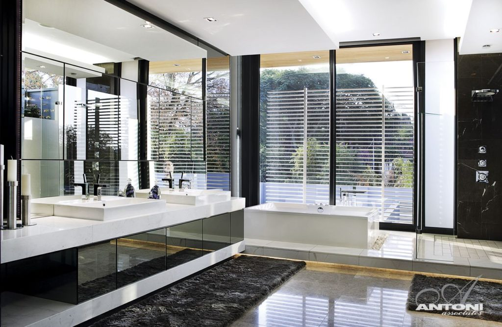 luxury houses, modern homes, African homes