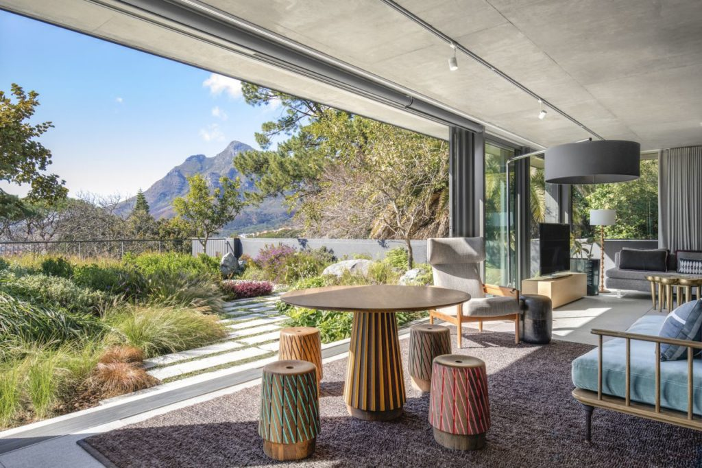 luxury house, modern home, African homes, Cape Town Residence