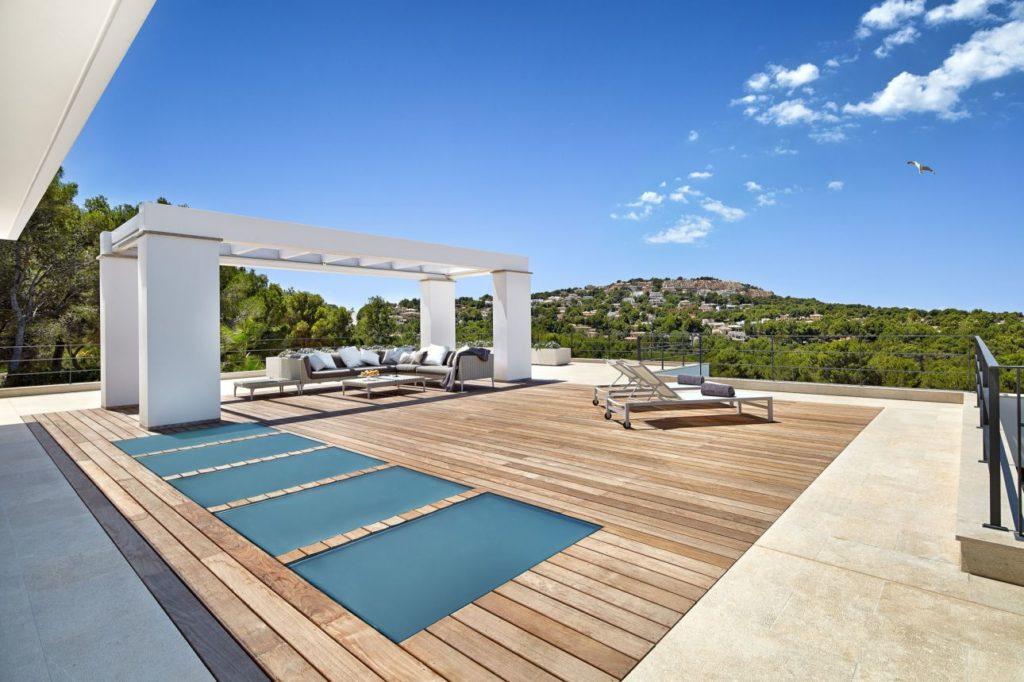 luxury houses, modern homes, spanish villas, Mallorca Luxury Villa