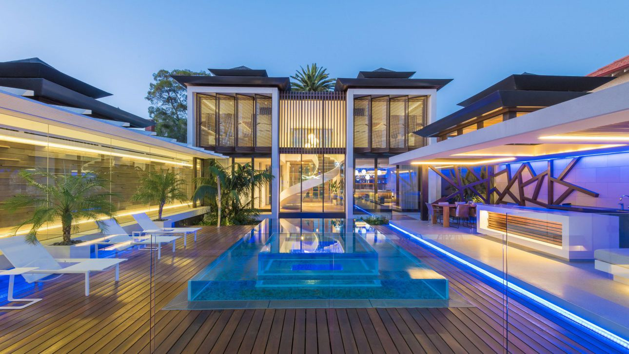 luxury house ,Melbourne Modern Villa